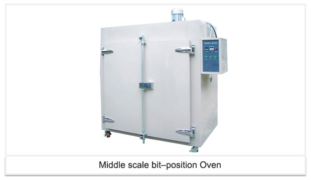 Middle scale bit?position Oven
